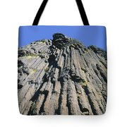 M-a5607-basalt Columns On Pilot Rock Tote Bag