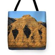 Basalt Group Layers Tote Bag