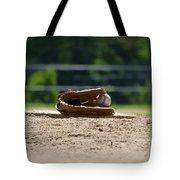 Baseball - America's Game Tote Bag
