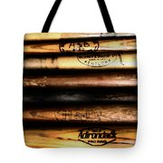 Baseball Bats Tote Bag