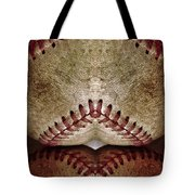 Baseball Eros Tote Bag