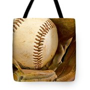 Baseball Has Been Very Good To Me Tote Bag by Don Schwartz