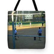 Baseball Practice Tote Bag