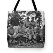 Baseball Team, 1938 Tote Bag
