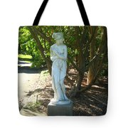 Bashful Maiden Tote Bag