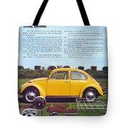Basic Beetle  Tote Bag