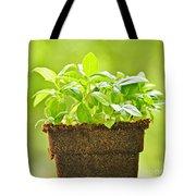 Basil Tote Bag