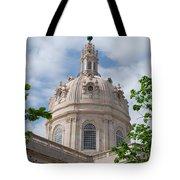 Basilica Da Estrela In Lisbon Tote Bag