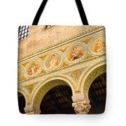Basilica Di Sant' Apollinare Nuovo - Ravenna Italy Tote Bag
