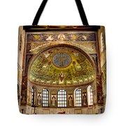 Basilica Di Sant'apollinare Nuovo - Ravenna Italy Tote Bag