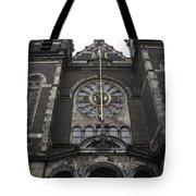 Basilica Of St Nicholas II Amsterdam Tote Bag