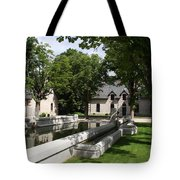 Basin In The Castle Yard Tote Bag