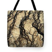 Basin Water Runoff Tote Bag