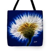Basket Flower Inner Beauty Tote Bag by Nikki Marie Smith