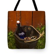 Basket Of Goodies Tote Bag