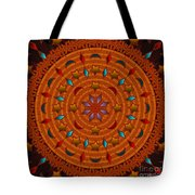 Basket Weaving 2012 Tote Bag