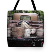 Baskets Of Feed Tote Bag