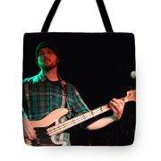 Bass Guitar Musician Tote Bag