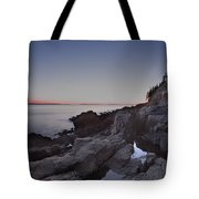 Bass Head Lighthouse Tote Bag