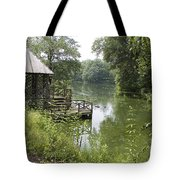 Bass Pond Biltmore Estate Tote Bag