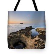 Bass Rock Tote Bag