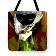 Basset Hound -all Nose And Ears2 Tote Bag
