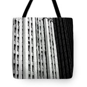 Bassett Tower By Henry C Trost Tote Bag