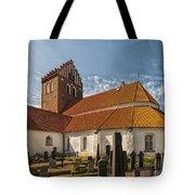 Bastad Church Tote Bag