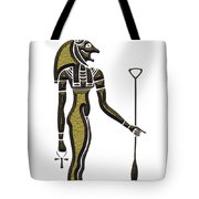 Bastet - Goddess Of Ancient Egypt Tote Bag