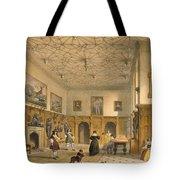 Bat Game In The Grand Hall, Parham Tote Bag