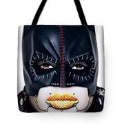 Bat Girl Tote Bag