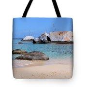 Bath Beach Tote Bag
