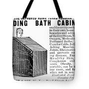 Bath Cabinet, 1897 Tote Bag