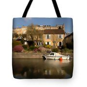 Bath Canalside Tote Bag