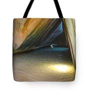 Bath Cave Tote Bag