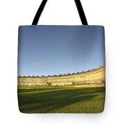 Bath Royal Crescent  Tote Bag