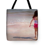 Bathing Beauty Two Tote Bag