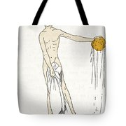 Bathing Tote Bag