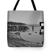 Bathing Jetty 2 Tote Bag