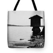 Bathing Jetty 4 Tote Bag