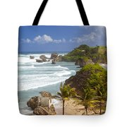 Bathsheba Beach Tote Bag