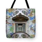 Batllo Balconies Tote Bag