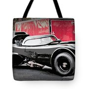 Batmobile Tote Bag