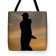 Batter At Dawn - Phillies Tote Bag