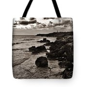 Battered Shore Tote Bag