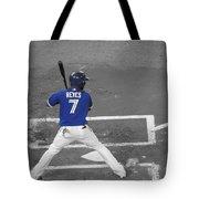 Batters Up Tote Bag