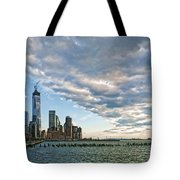 Battery Park City 2013 Tote Bag