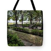 Battery Park Tote Bag