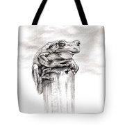 Batting Coach Tote Bag by Kathleen Kelly Thompson