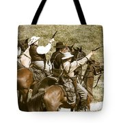 Battle Charge Tote Bag